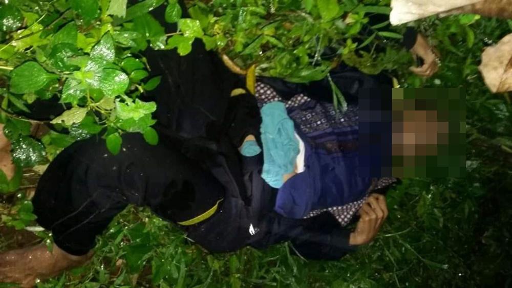 Penemuan Mayat Di Kobo Kecil, Diduga Korban Pembunuhan