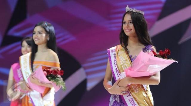 Pemenang Miss Celebrity 2016: Jasi Michelle Tumbel
