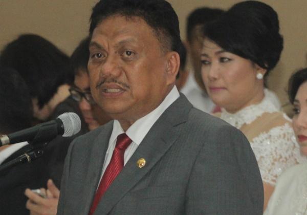 Desember Gubernur Pindah Rudis Bumi Beringin