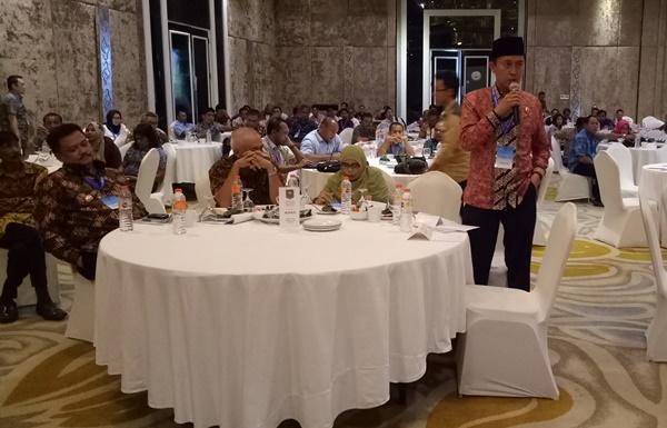 Wabup Hadiri Workshop Advokasi Eksekutif dan Legislatif