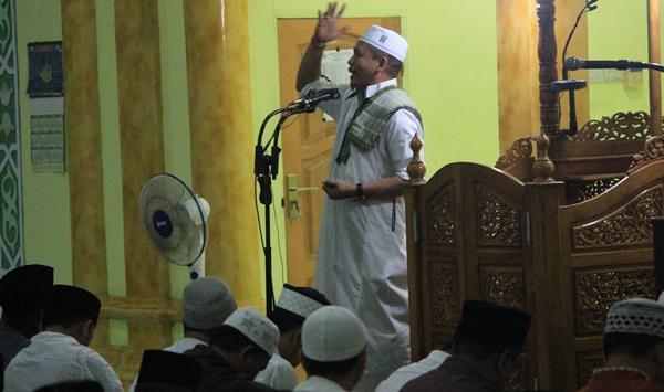 Ustadz Dani Pontoh Tauziah PISB Bolsel Agama Islam