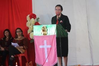 Pra Natal Pemkab Bolsel, Perdana Dihadiri Pemprov Sulut