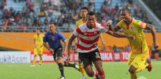 Siaran Langsung Sriwijaya FC vs Madura United