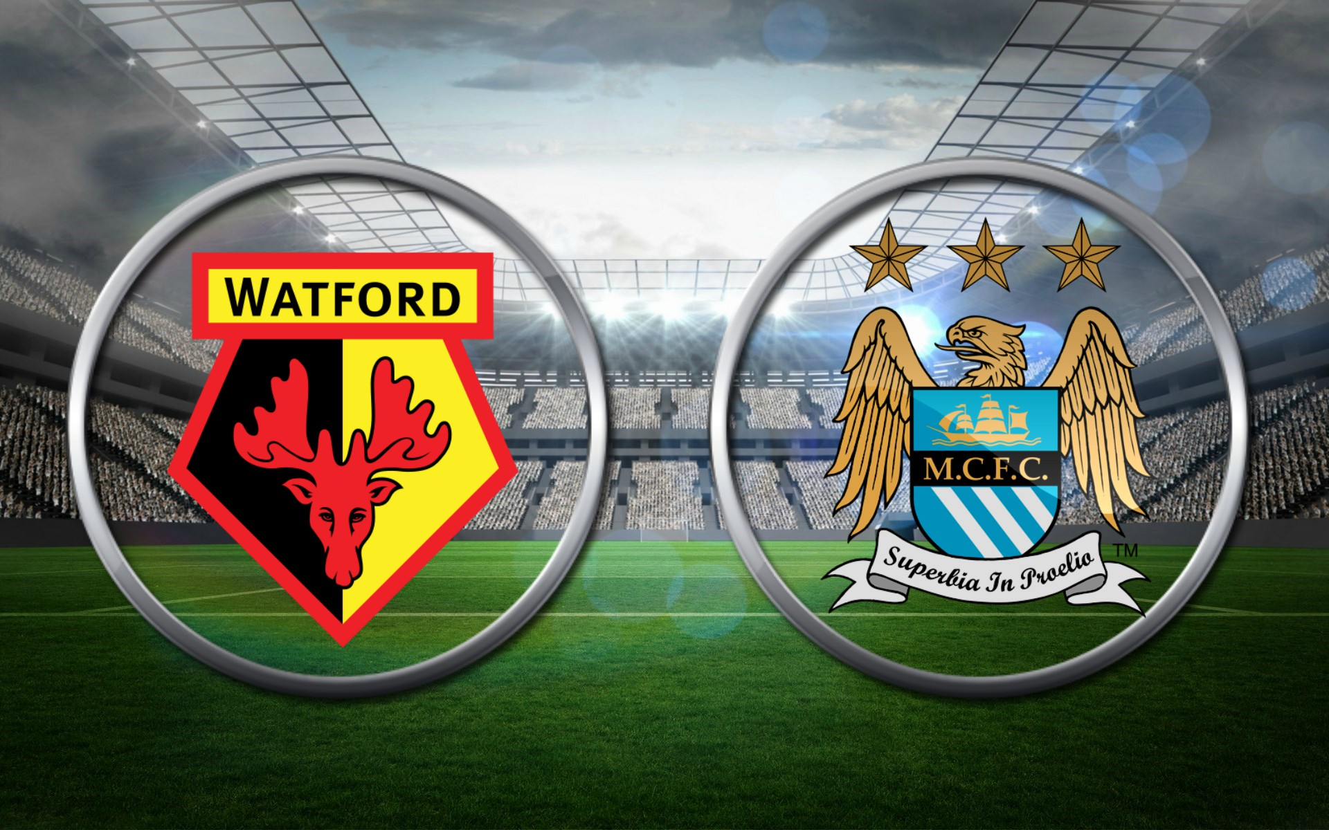 Live Streaming Watford Vs Manchester City
