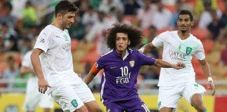 Live Streaming Esteghlal Tehran vs Al Ain