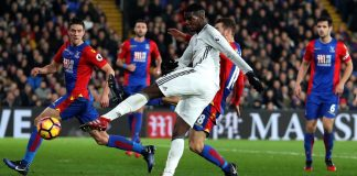 Live Streaming Manchester United Vs Crystal Palace