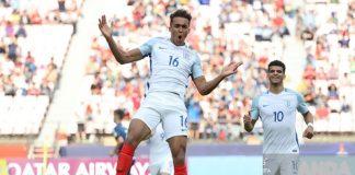 Live Streaming Inggris U20 VS Guinea U20