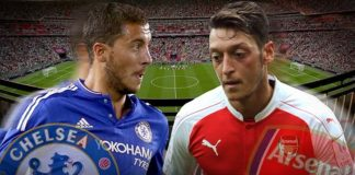 Live Streaming Arsenal vs Chelsea