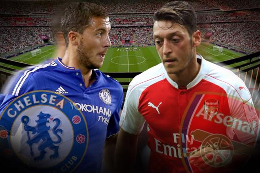 Live Streaming Arsenal vs Chelsea