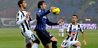 Live Streaming Inter Milan vs Udinese