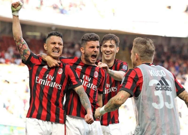 Live Streaming Cagliari vs AC Milan