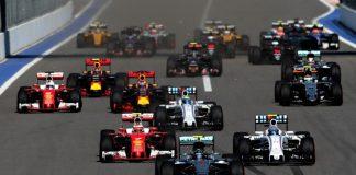 Jadwal Formula 1 2017 GP Rusia, Live Race 28 Mei 2017