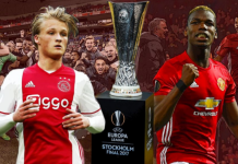Live Streaming Ajax Amsterdam vs Manchester United