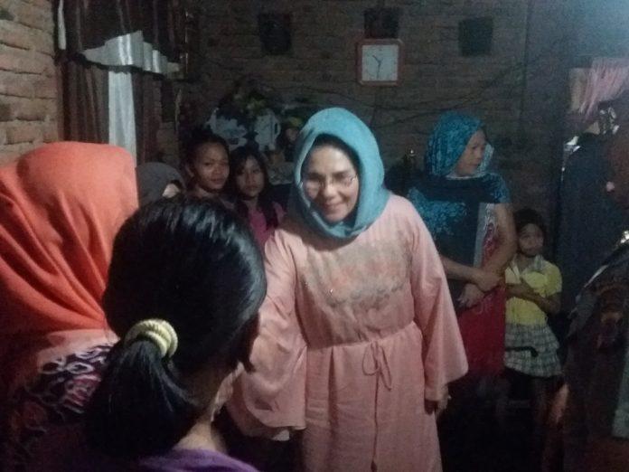 Walikota Doa Bersama Keluarga Korban Hanyut Sungai Mongkonai