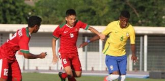 Live Streaming Indonesia U19 vs Skotlandia U20