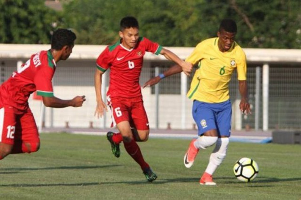 Live Streaming Indonesia U19 vs Skotlandia U20