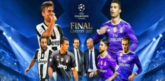 Live Streaming Juventus vs Real Madrid