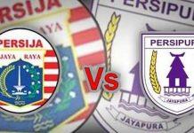 Live Streaming Persija Jakarta vs Persipura Jayapura