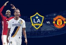 Live Streaming Laga Uji Coba La Galaxy Vs Manchester United