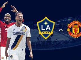 Live Streaming Laga Uji Coba La Galaxy Vs Manchester United