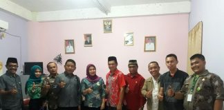 Komisi I Dewan Bolsel Stuban di Kota Bekasi