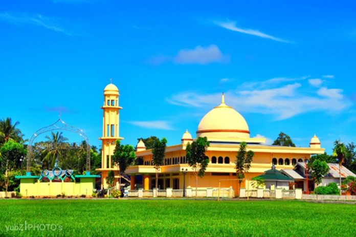 Rehab Masjid An-Nur Dipersiapkan Kegiatan LPTQ Sulut