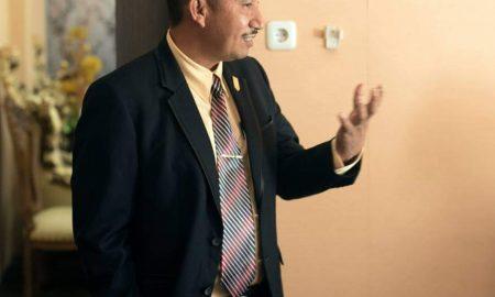 Ketua Dewan Saiful Ambarak