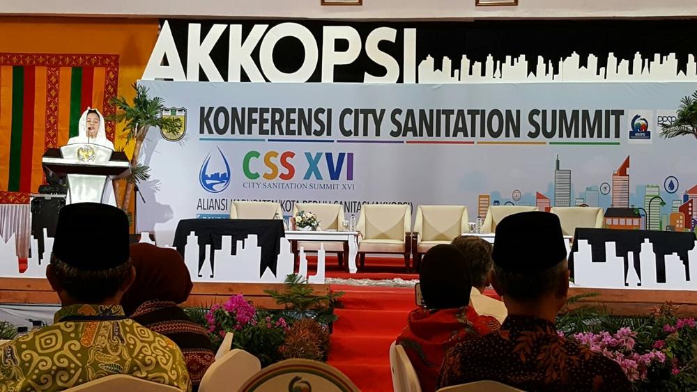 Bupati Bolsel hadiri CSS XVI Aceh 2016