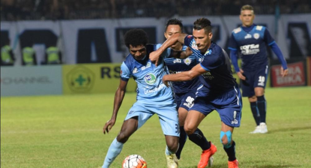 Jadwal Liga 1 Indonesia 21 Mei 2017, Live Streaming Persela vs Arema - Prediksi & Lineup